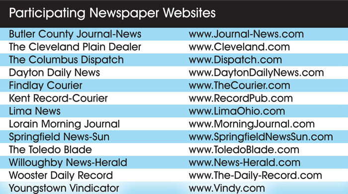 Participating Newspapers