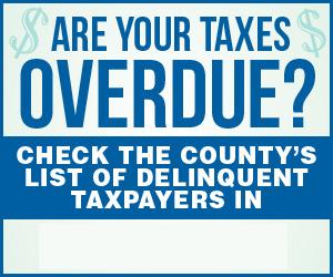 Public Notices Ohio tax ad image