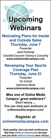 Online Media Campus Ad