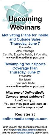 Online Media Campus Ad