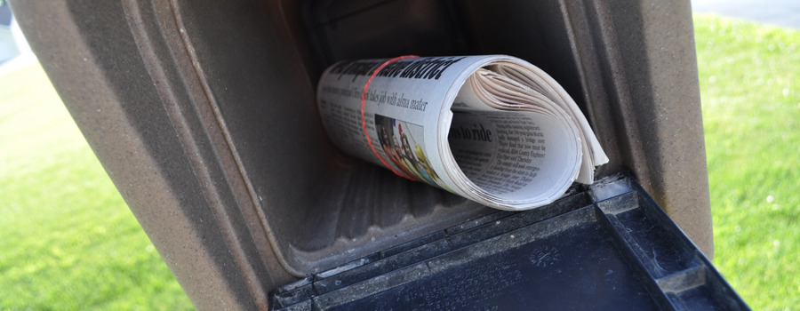 We Deliver In Print Online and In Demand