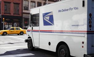 Usps Postal Truck