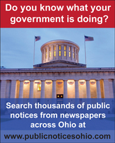 Public Notice Ad General Assembly